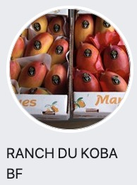 SN RANCH DU KOBA – Bobo Dioulasso – Burkina Faso